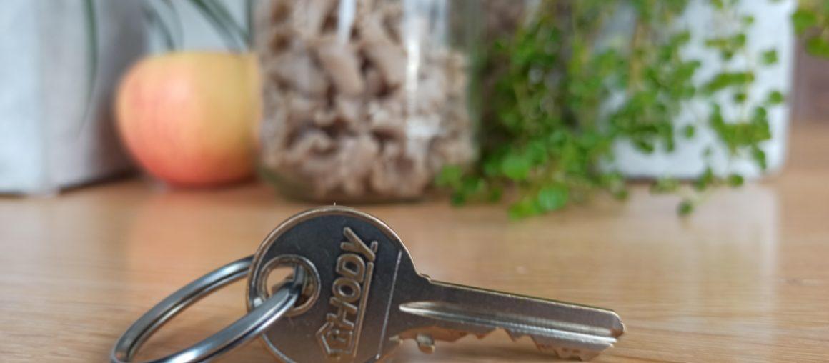Nous avons la clé !